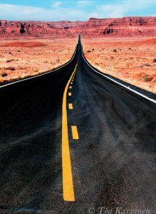 53 – A highway of Utah