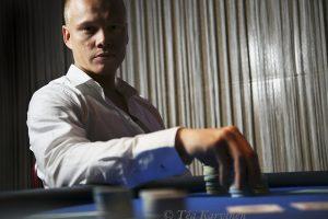 746 – Pokerinpelaaja Ilari Sahamies Helsinki Grand Casinolla v. 2008