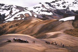 75 – In the Andies, Peru