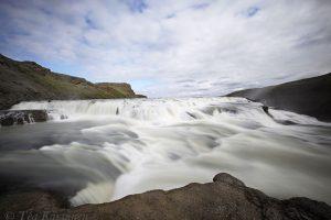8611 – Gullfoss waterfall in Iceland