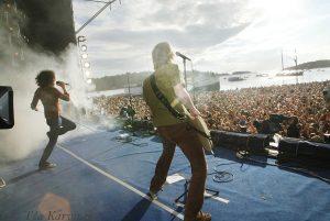 1388 – Tehosekoitin esiintyy @ Raumanmeren juhannus v. 2005
