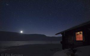 1445– Kilpisjärvi