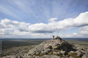 2802 –  UK National Park & Sompio Strict Nature Reserve