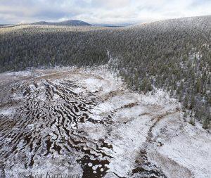 291-292 – Pyhä-Luosto National Park