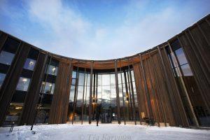4458 – Sajos Inarissa avattiin yleisölle alkuvuonna 2012.