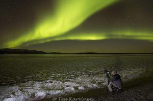 9720 – Lake Pallasjärvi in November