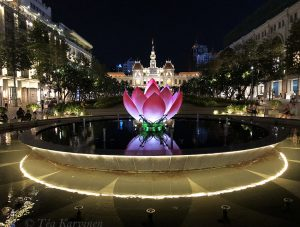 photo of the week 12 – In downtown of Saigon (Ho Chi Minh City), Vietnam