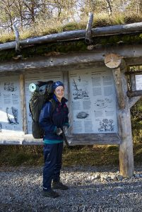 4021 – It is over - 63km alone in wilderness
