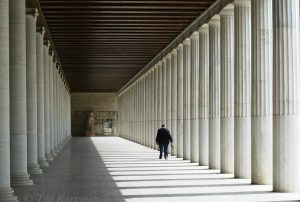 1427 – The Stoa of Attalos, Athens, Greece