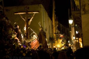 3869 – Easter Processions in Sicily, Italy