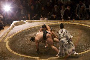 5089 –  Grand Sumo Tournament in Tokyo, Japan.