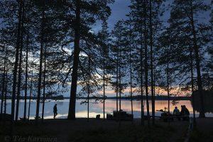 85 – Venäjähiekka beach late at night