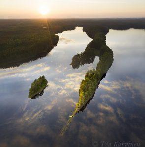 190-191– Petkeljärvi National Park