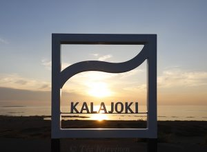 2158 – Kalajoki on the western coast of Finland