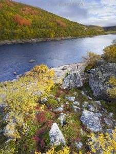 612-614  – Teno river between Finland and Norway