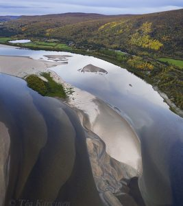 751-753  – Teno river between Finland and Norway