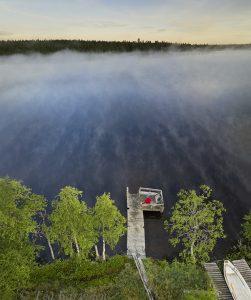 801-803 – Huttujärvi at Pyhä-Luosto National Park