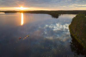 998 – Tiilikkajärvi National Park