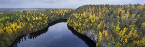 115-117 – Vuori-Kalaja -järvi. Lake Vuori-Kalaja