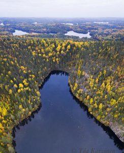120-122 – Vuori-Kalaja -järvi. Lake Vuori-Kalaja