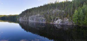 691-692 - Lake Helvetinjärvi