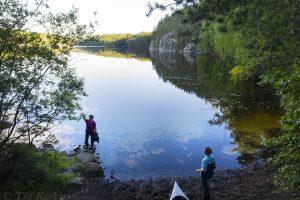 707 - Lake Helvetinjärvi