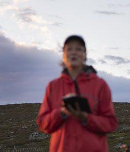 In Pallas-Yllästunturi National Park