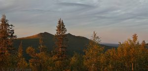 2468-2470 – Korvatunturi fell area, the home of Santa Claus (on No Man's Land between Russia & Finland)
