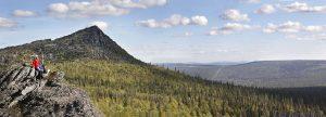 2697-2699 – Korvatunturi, the home of Santa Claus (on No Man's Land between Russia & Finland)