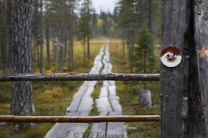 2792 – On the way to Korvatunturi, the home of Santa Claus (on No Man's Land between Russia & Finland)