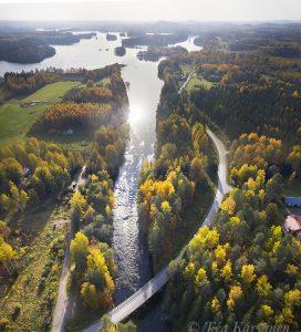64-65 – Konnekoski in Etelä-Konnevesi National Park