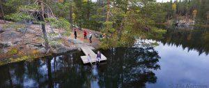 86-87  – At Etelä-Konnevesi National Park