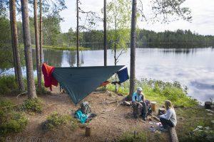 530 – At Koverolampi lake