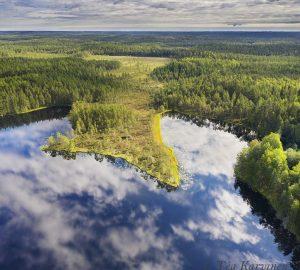 567-568 – Koverolampi lake