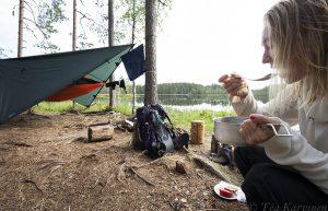 906 – At Koverolampi lake