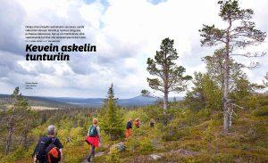 ET – Pallas-Yllästunturin kansallispuisto s1 – Teksti: Leena Filpus