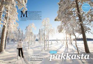 Suomen Luonto – Talviretkellä kansallispuistoissa-s1 –– Teksti: Johanna Mehtola ja Tea Karvinen