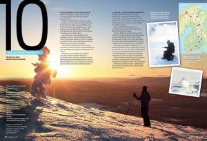 Suomen Luonto – Talviretkellä kansallispuistoissa-s3 –– Teksti: Johanna Mehtola ja Tea Karvinen