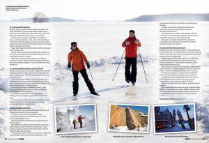 Suomen Luonto – Talviretkellä kansallispuistoissa-s5 –– Teksti: Johanna Mehtola ja Tea Karvinen