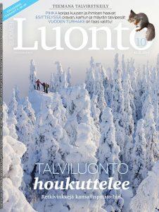 Suomen Luonto – Talviretkellä kansallispuistoissa