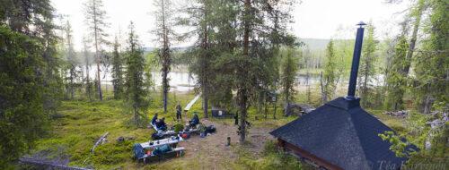 378-380 – Pitkäjärvi @ Aatsinginhauta in a new Sallatunturi National Park