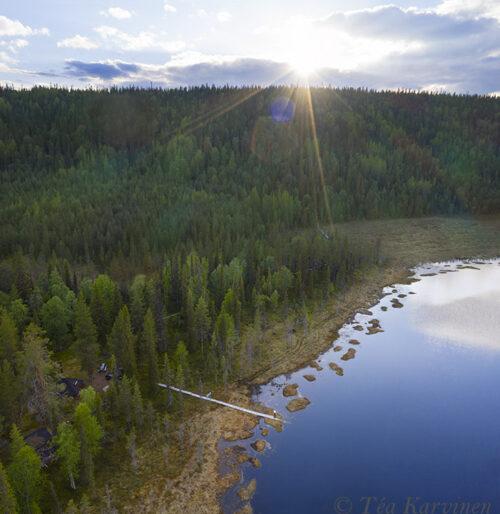 403-404 – Pitkäjärvi @ Aatsinginhauta