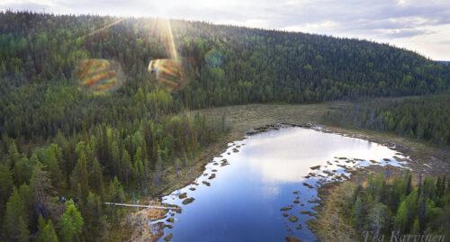 405-406 – Pitkäjärvi @ Aatsinginhauta