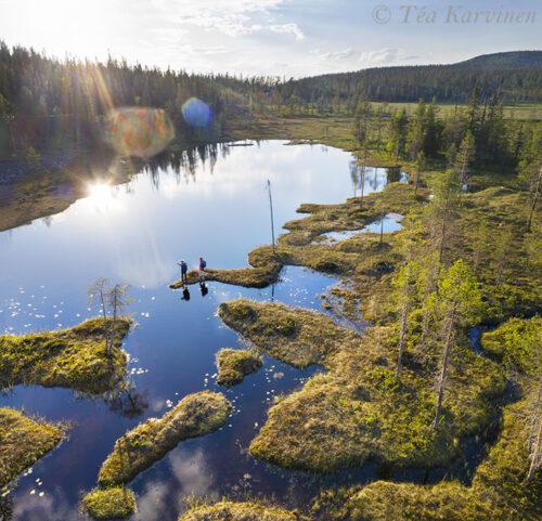 photo of the week 23 – A new national park of Sallatunturi in Finnish Lapland