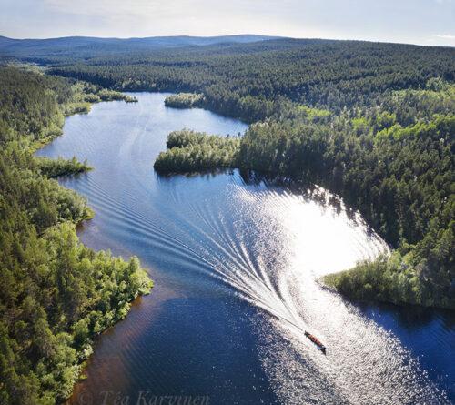 photo of the week 27 – Lemmenjoki National Park