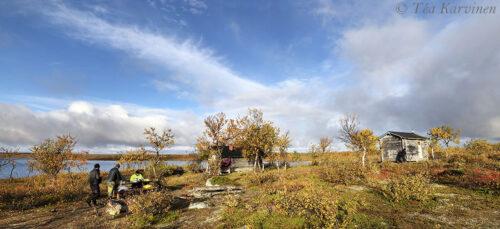 4013-4015 – @ Tsaarajärvi lake