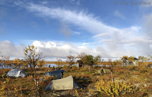 4017-4018 – @ Tsaarajärvi lake