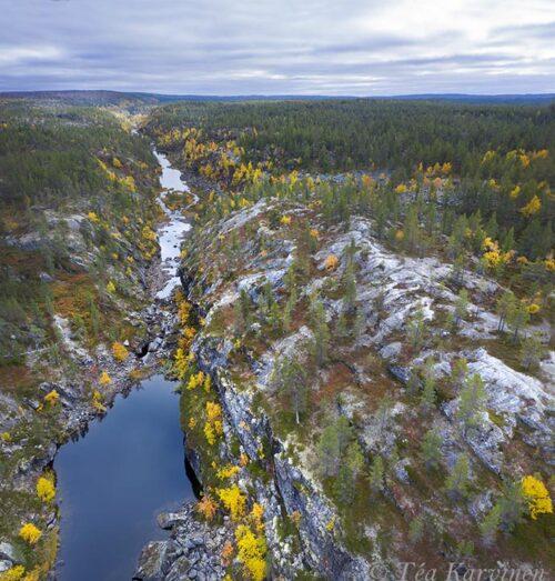86-88 – Routasenkuru, Vätsäri wilderness area