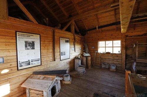 8691– Näränkä wilderness farm & a tiny museum