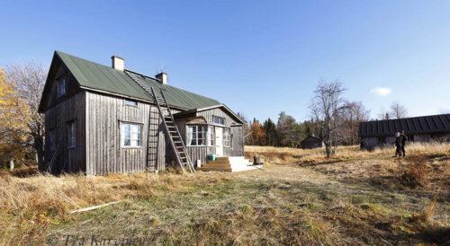 8692 – Näränkä wilderness farm